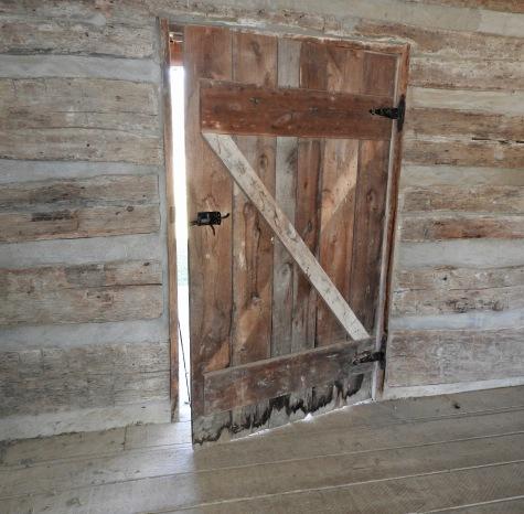 cabin-door