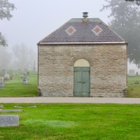 #ThursdayDoors | Visiting A Spooky Cemetery, Playing The Hand You're Dealt